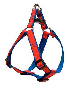 LupinePet Club 34 Derby Red 1521 Step In Harness for Small Dogs >>> Want to know more, click on the image.