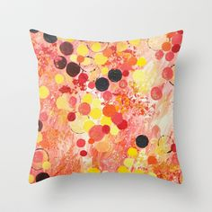 PERSONAL BUBBLE - Throw Pillow Cover