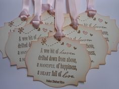Vintage Inspired Baby Girl Shower by IndelibleImpressions on Etsy, $6.50