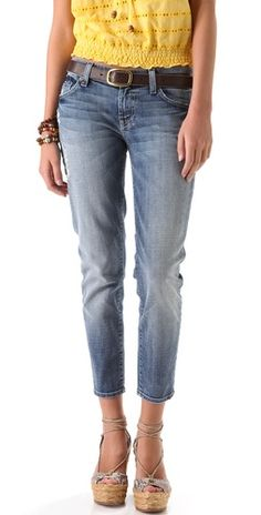 7 For All Mankind - Roxanne Cropped Skinny Jeans, Style #:SEVEN40177