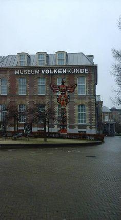 Museum Volkenkunde Leiden, the Netherlands