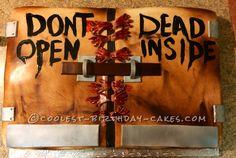 Coolest+Walking+Dead+Cake