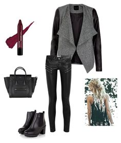 """""""Untitled #210"""" by mj-11 ❤ liked on Polyvore featuring Yves Saint Laurent"""