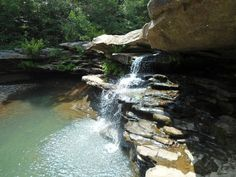 30 Watering Hole Hikes in Arkansas