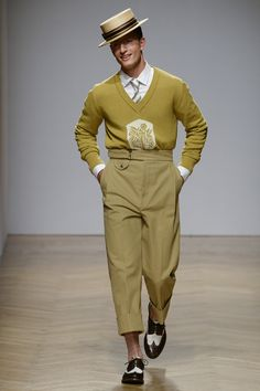 Daks Spring 2018 Menswear Collection Photos - Vogue