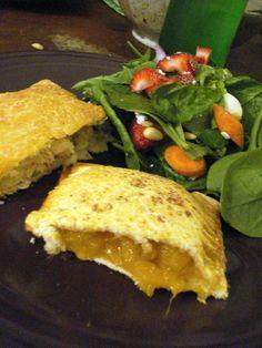 Savory Chicken Pocket Pies | REstyleSOURCE | Mini pies | Pinterest ...