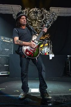 Phil Campbell, Cool Bands, Heavy Metal, Punk, God, Facebook, Concert, Celebrities, Awesome