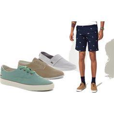 Men's Summer Shoes Styles- Retro