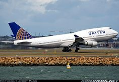 United Airlines  More: Boeing 747-422 after the Continental Merger