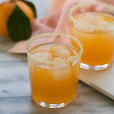 Satsuma Orange Margarita