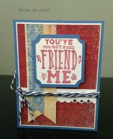 #ctmh jubilee paper friend card The Brae-er | Just another WordPress site