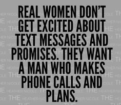 I like plans that become reality!