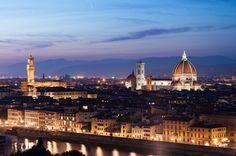 Florence, my home away frome home.