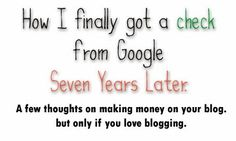 I started blogging in 2005 just enjoying the experience. I never thought I'd make money, and while all those posts are still on my blog — in January 2014 I took a serious step to monetizing my blog and really make things of it. It took a while to get the gears going, but it …