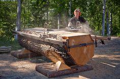 Big Mill Pro | Big Mill System | Sawmills | LOGOSOL