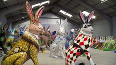 Hoppy, the official GoGoHares Norwich trail launch film