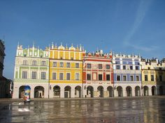 Old City of Zamość, Poland