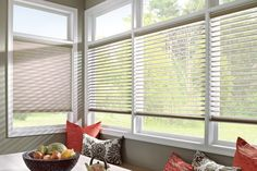Odysee Cellular Blinds from Royal Window Fashions in San Antonio, TX