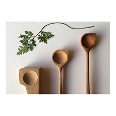 The evolution.  What the carving can do.  Good morning 😊🌿🍃 #woodenlightness #wood #woodenspoon #spoonmaker #busyhand #spoon #carving #woodcarving #spooncarving #knifolk #handmade #liveauthentic #livefolk #folkmagazine #knifolktable #buyauthentic #artisan #handtoolsonly #handcraft #legnoart #design #buyfolk #cuillere #artigianato #faidate