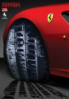 Posters for Ferrari 60 relay by Barbara Baska Car Illustration, Illustrations, Aesthetic Eyes, Tomorrow Is Another Day, New Poster, Graphic Design Posters, My Works, Ferrari, Have Fun