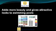 Adds more beauty and gives attractive looks to swimming pools  Glass Mosaic in…
