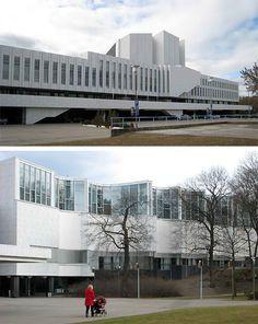 Finlandia Hall, Alvar Aalto