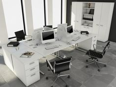 Another idea for a general office space...