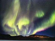 #Northern Lights - #Iceland Its almost time to see the northern lights! You better get here soon!
