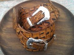 Hand made spur straps...www.rjewingranch.com.......and we do take CUSTOM orders