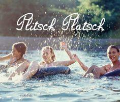 Plitsch Platsch #Wasser #Spaß