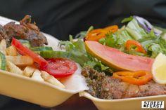 Pop Up Barbados #streetfood #streetfeastlondon #Barbados