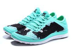 ab865eccd5dca Nike Free 3.0 V7 Womens Mint Green Carbon Black  Fashion  Nike  Sneakers