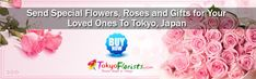 Tokyo florists: Flower and Gifts Shop Tokyo Unique Gifts, Best Gifts, Best Banner, Special Flowers, Florists, First Love, Tokyo, Japan, Rose