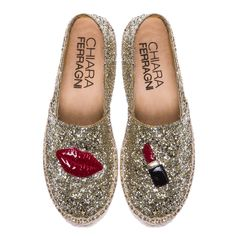 fall in love with MAKE-UP - Collection SS 15 - Chiara Ferragni Collection (195 euro)