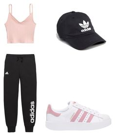 """""""Untitled #13"""" by isabella-eir-j ❤ liked on Polyvore featuring adidas and adidas Originals"""