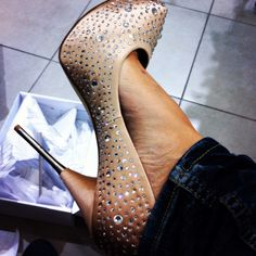 Sparkly shoes ;)