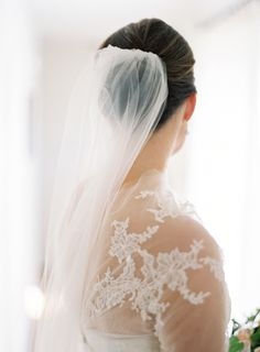 The veil: http://www.stylemepretty.com/2014/02/27/30-details-we-love-for-classic-and-traditional-weddings/