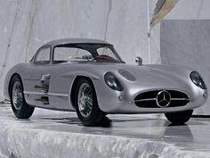 1955 300 SLR Racer