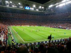 Şişli, İstanbul konumunda Türk Telekom Arena
