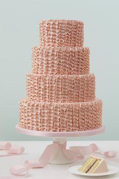 Tartas d e boda con mucho estilo #bodas #tartas #dulces