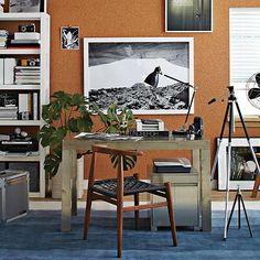 John Vogel Chair – Acorn/Charcoal #westelm