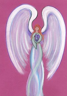 Josefine get your own intuitive angel drawing from www.angelsco.nl <3