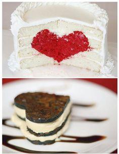 I Heart Food #heart #cake #food  www.loveitsomuch.com