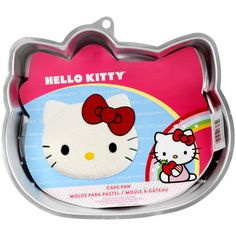 How excited will everyone be to see that Hello Kitty has joined the party. Baking a Hello K...