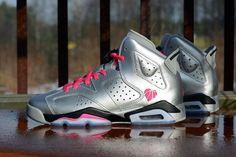 Air Jordan 6 Retro Valentine's Day (543390-009)