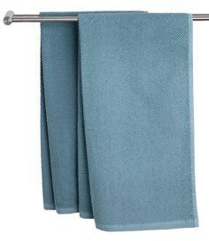 Πετσέτα χεριών BACKBERG ανοιχτό μπλε | JYSK