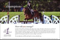 Equestrian Photography | Channing Johnson Photography | Boston, MA | Carolyn Lavin | Lex Luther