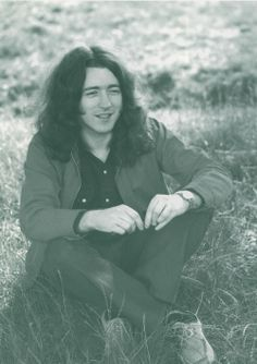 Rory Gallagher     (2 March 1948 – 14 June 1995)