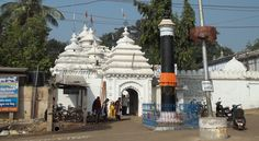 One of the prominent Jagannnath temples in Nilagiri, Balasore district, Odisha.