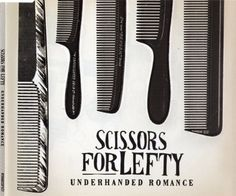 Scissors For Lefty - Ghetto Ways All Band, Left Handed, Scissors, Romance, Music, Bands, Track, Google Search, Live